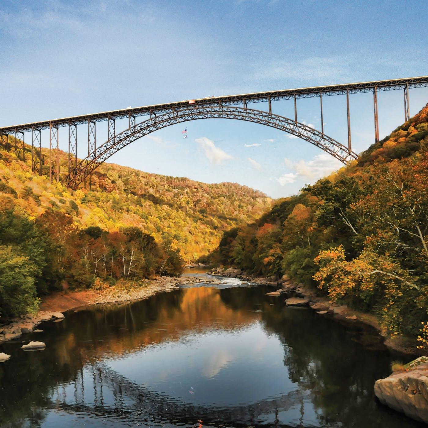 New River Gorge Bridge Walk